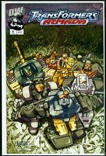 DW Comics TRANSFORMERS Armada #8 NM 9.4