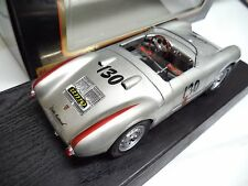 """LITTLE BASTARD""  1/18 Maisto Porsche 550 A SPYDER #130 JAMES DEAN Custom Built"