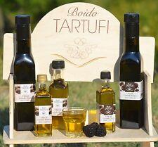 Olio aromatizzato al Tartufo Gocce di Tartufo Bianco ml 250