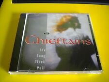 The Chieftains The Long Black Veil CD NEW SEALED 1995 Irish Folk Derek Bell