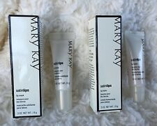 New Mary Kay Satin Lips Set Lip Mask & Lip Balm Ships Today + Free Sample!