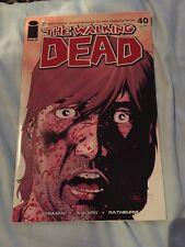 The Walking Dead 40 (2007) Image First print AMC New Season