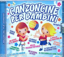 Canzoncine Per Bambini CD ITWHYCD
