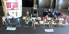 20 HASBRO GI Joe Figures & Vehicles LOT 2007 & 2008 - 25th Anniversary