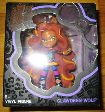 MONSTER HIGH VINYL CLAWDEEN WOLF SCHOOLS OUT CHASE VARIANT