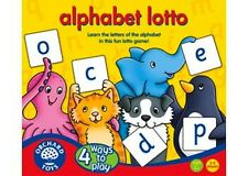 Orchard Toys - Alphabet Lotto Game NEW * child learn letters of alphabet game