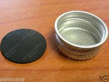 Aluminum 20mm Gas Cap Old Ironsides Delphos Vent Lid Closure Rubber Viton Gasket