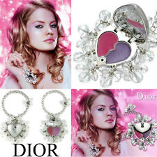 100%AUTHENTIC Exclusive DIOR PRETTY CHARMS JEWEL CRYSTAL Lipgloss HEART LOCKET