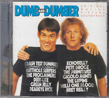 DUMB AND DUMBER - original soundtrack CD