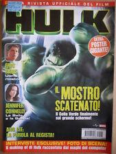 La Rivista Ufficiale del film HULK Marvel Movie n°28 2003   [G476]