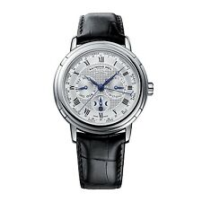 RAYMOND WEIL Maestro Phase de Lune Semainier Watch 2859-STC-00659 RRP £3195 NEW