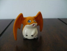 "Digimon Mini Figure Patamon Flying Cute Creature Animal Toy Bandai 1"" Tall"