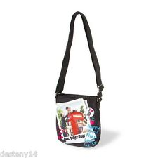 1D One Direction Glitter Crossbody Bag Niall Liam Harry Louis Zayne Photo