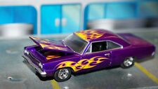 LIMITED EDITION 1/64 SCALE 1970 70 PLYMOUTH ROAD RUNNER DIECAST car GREENLIGHT