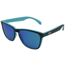 New Polarized 8825 DUOS COLOR Blue Frame Revo Blue Mirror Lens Sunglasses