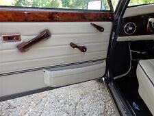 Guarnizioni per i vani portaoggetti anteriori degli interni- Mini Austin Cooper