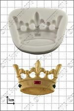 CROWN mould for cake decorating and sugarcraft - PRINCESS