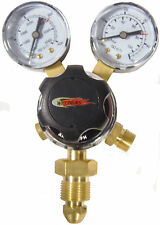 WELDGAS ARGON GAS WELDING REGULATOR TWIN 2 GAUGE SINGLE STAGE
