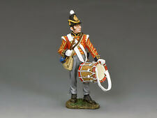 NA342 Royal Artillery Drummer by King & Country