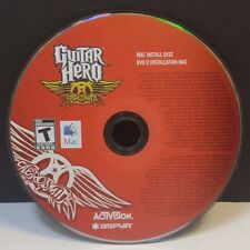 Guitar Hero: Aerosmith (Windows/Mac, 2008) DISC ONLY