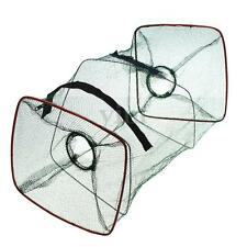 Foldable Fishing Trap Net For Crab Prawn Shrimp Crayfish Lobster Bel Live Bait
