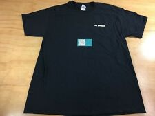 Kanye West The Life of Pablo TLOP Tour LA Forum Exclusive Tee Shirt Black L