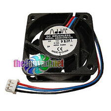 Adda Model AD0412HB-C56 40mm x 20mm 12V Ball Bearing Fan w/ 3 Pin mini connector