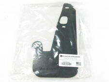 Rally Armor Basic Mud Flaps Black 07-13 Mitsubishi Lancer 4-Door Sedan NEW