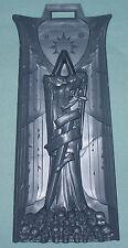Games Workshop fortaleza de la redención-Panel de pared de torre