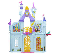 Disney Princess ROYAL DREAMS CASTLE House with Furniture - 3 Feet Tall - 4 Rooms