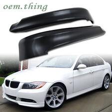 BMW E90 3-Series 4D Sedan OE Type Body kit Front Splitter Spoiler 2006-2008 320i