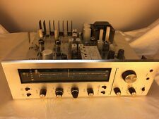 VINTAGE H H SCOTT Exeter Stereo Tube Hybrid Receiver Amplifier Project Parts
