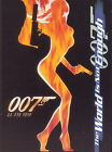 JAMES BOND THE WORLD IS NOT ENOUGH 1999 INKWORKS PROMO CARD P1