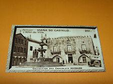 CHROMO PHOTO CHOCOLAT SUCHARD 1934 EUROPE PORTUGAL VIANA DO CASTELLO
