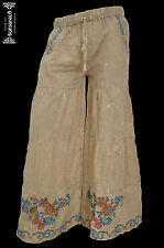 Gonna pantaloni pantaloni TRIBALE INDIA inde Nepal Goa Hippie Psy PANTALON Pant-skirt Boho