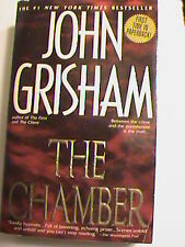 Paperback The Chamber by John Grisham buy 2 paperbacks get 1 free FREE SHIP