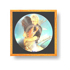 "Hobby Frames LP Picture Disc Record Display Fits 12"" Vinyl (33 rpm)  - STAINS"