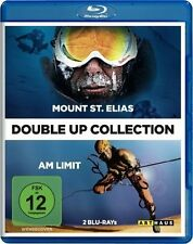 MOUNT ST. ELIAS + AM LIMIT (2 Blu-ray Discs) NEU+OVP