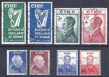 Ireland 1953-57 Used Selection SG 154-169 Scott 147-162 VFU Cat £69($105)