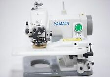 Yamata Portable Invisible Seam / Blind Hem Sewing Machine CM500 Curved Neddle