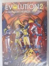 Evolution 2 Gli agenti segreti piuì speciali della terra   DVD nuovo