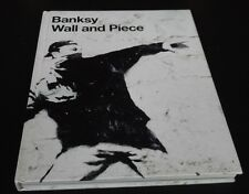 Banksy: WALL AND PIECE  1st Edition second printing Hardcover