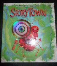 Harcourt Story Town Reading Book for struggling readers Grade 1 & up (level 5)