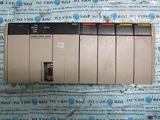 OMRON CQM1-CPU21-E CPU Unit  CQM1-OC222 & CQM1-ID212 CQM1-PA203 PLC *Working*