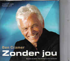 Ben Cramer-Zonder Jou cd single