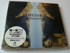 "DIMENSION  ""Impression""  japan jazz fusion band"