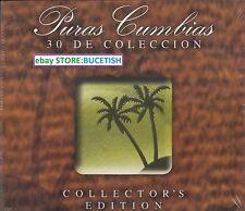 Grupo Fragancia,La Cumbia,Grupo Tentacion,Grupo Sagitario,Grupo Maravilla 3CD
