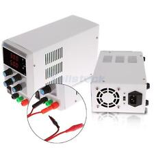 30V 5A 110V/220V Regulated DC Power Supply Adjustable Variable Digital Grade Lab