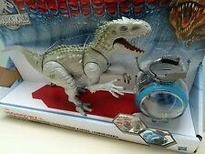Jurassic World indominus Rex Gyro Esfera gyrosphere figura En Mano Conjunto de Juego Parque