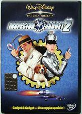 Dvd Inspector Gadget 2 con Ologramma tondo Disney 2003 Usato raro